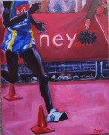 LONDON MARATHON 2010 EMMANUEL MUTAI