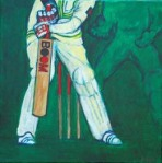 Cricket Bat - boom