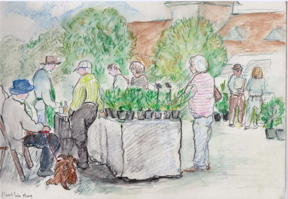 Plant Fair in May, its planting time for all gardeners!
